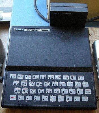 Timex Sinclair 1000 (TS-1000, the American ver...